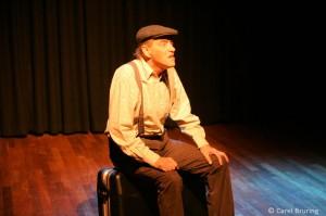 Eric Borrias 100 jarige man