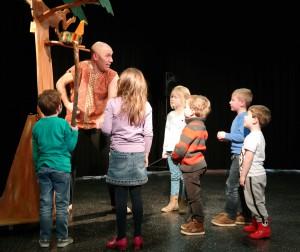Peter-faber-De-Olifant-die-woord-hield-met-kinderen