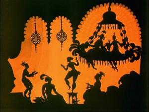 Prins Achmed 1001 nacht