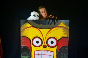 Marjo Dames Spin en Spook