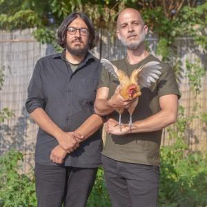 Sahand en Anastasis 5 Foto Anas Khatib