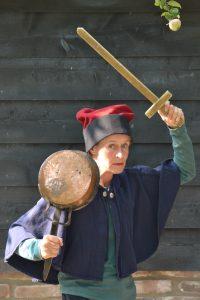 Marjo Dames Ridder Tom en Karel en Elegast DSC_0014